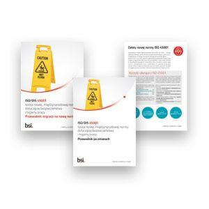 darmowe materiały ISO 45001